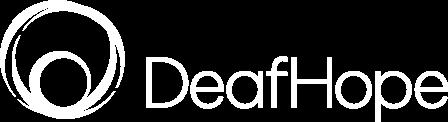 DeafHope Logo